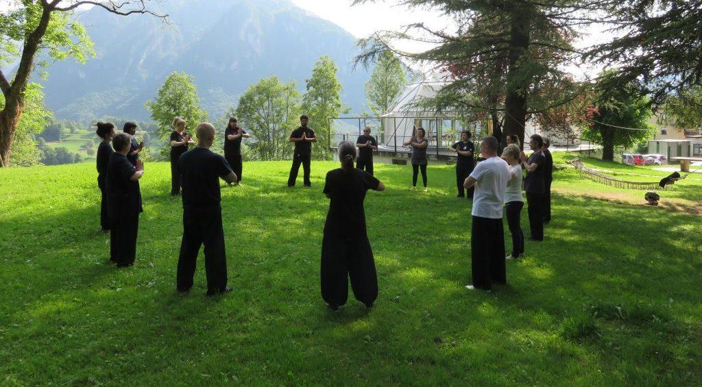 qi gong a Milano scuola Maestra Tassi